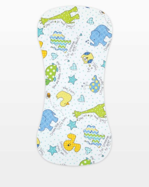 GO! Burp Cloth Die