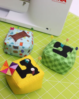 GO! Pincushion Die