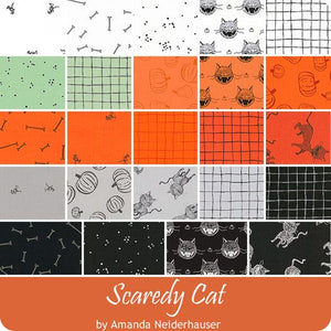 Scaredy Cat - FQ Bundle | FQ-9410-24