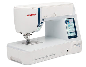 Janome Skyline S7 | Sewing Machine