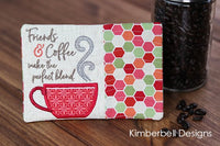 Kimberbell Designs | Mug Rugs Vol. 3 - Machine Embroidery | KD585