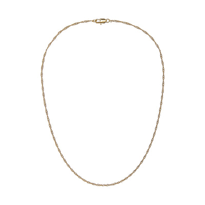 Classic Gold-Plated Replacement Chain Necklace