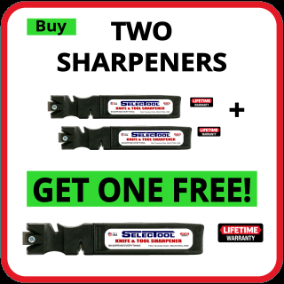 Buy TWO Get One FREE - Lifetime Warranty - SELECTOOL