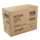1157194; MEAL KIT BLK,MHW,PS,F,S,K, 305 mm X 330 mm NAP,S&P, CASE of 250