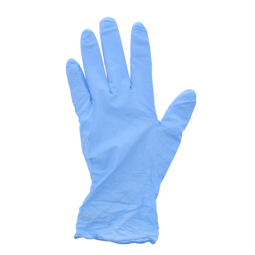 GLOVE, NITRA-FLEX, NITRILE, PF EXAM Case of 1000