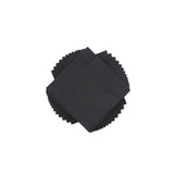 NAPKIN BEVERAGE 2 PLY BLACK 254 mm X 254 mm, Case of 1000