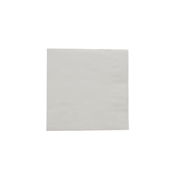 NAPKIN BEVERAGE 2 PLY WHITE 254 mm X 254 mm Case of 1000