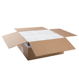 NAPKIN DINNER 2 PLY WHITE 381 mm X 431 mm, Case of 1000