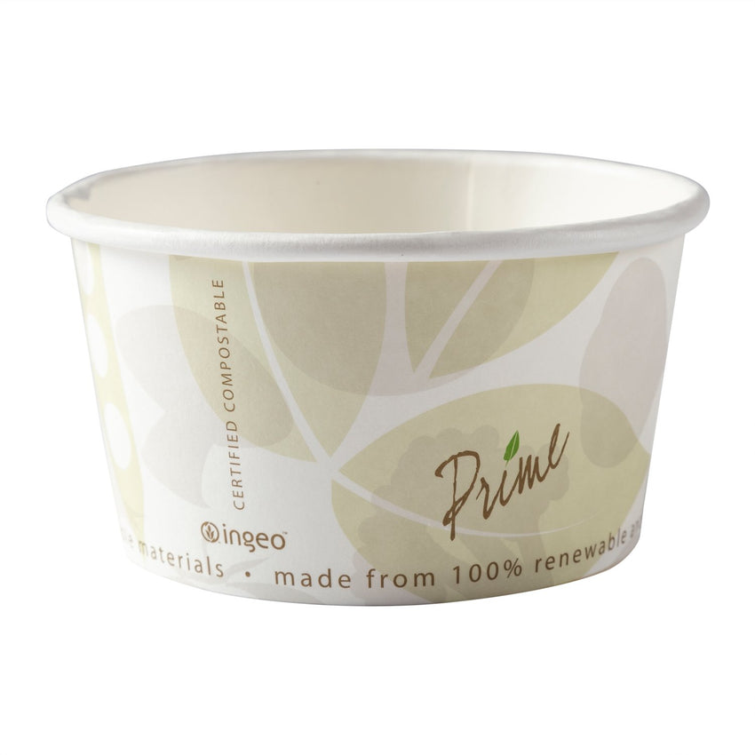 355 ml-COMPOSTABLE FOOD CONTAINER, Case of 500