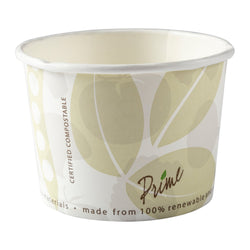 475 ml-COMPOSTABLE FOOD CONTAINER, Case of 500
