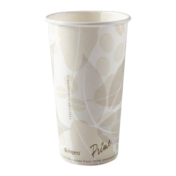 20 OZ-COMPOSTABLE-PLA LINED CUP, 20/50