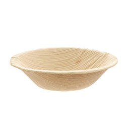 130 mm dia PALM LEAF BOWL, CASE OF 100