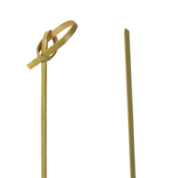 100 mm BAMBOO KNOT PICK, CASE OF 1000