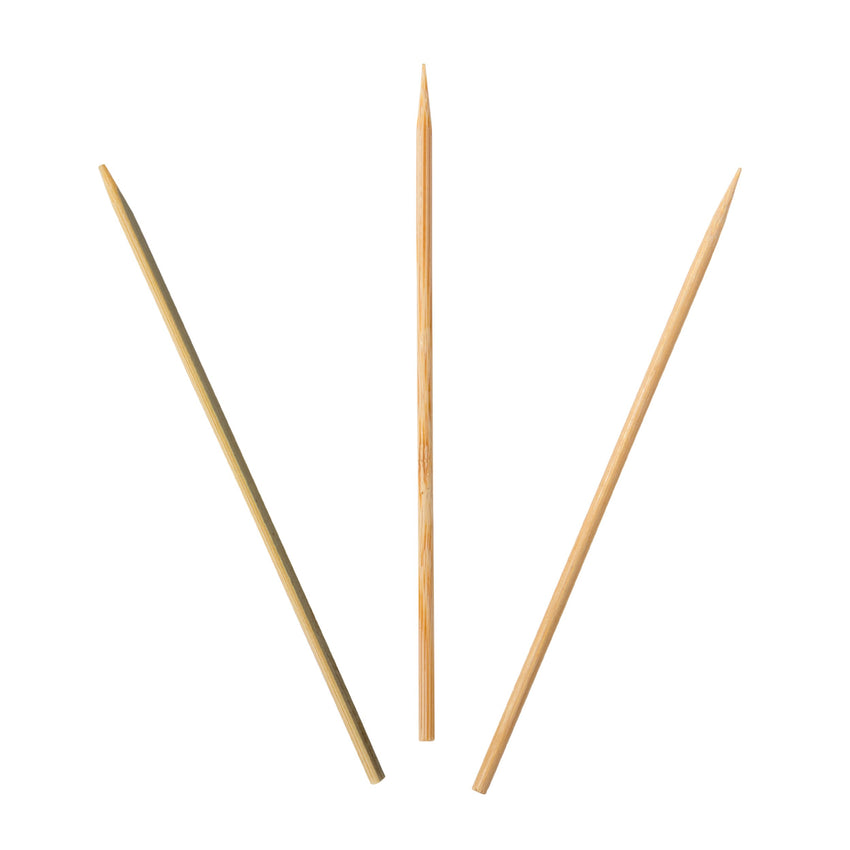 100 mm BAMBOO SKEWER, CASE OF 19200