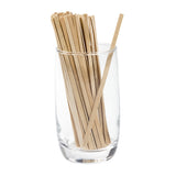 140 mm WOOD COFFEE STIRRERS, Case of 10,000