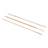 "254 mm WOODEN SKEWER 3/20"" DIAMETER, 3 packs of 1000"
