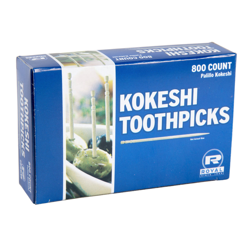 KOKESHI TOOTHPICK, Case of 19200