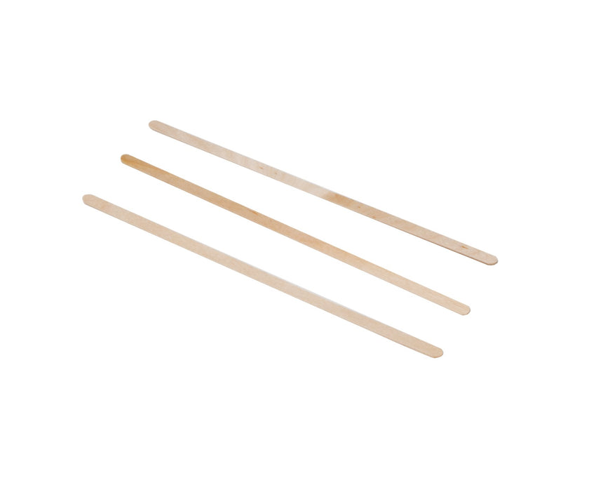 190 mm WOOD COFFEE STIRRERS, Case of 5000
