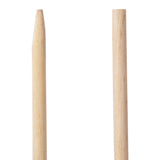 "140 mm 1/4""DIA., THICK WOODEN SKEWER, CASE OF 5000"