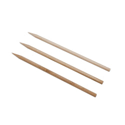 140 mm THICK WOODEN SKEWER, case of 5000