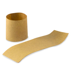 KRAFT PAPER NAPKIN BAND, Case of 4000