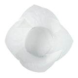 TULIP BAKING CUP SMALL WHITE 200 mm X 50 mm, Case of 2000