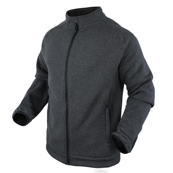 CLEARANCE: Condor Matterhorn Fleece - Graphite