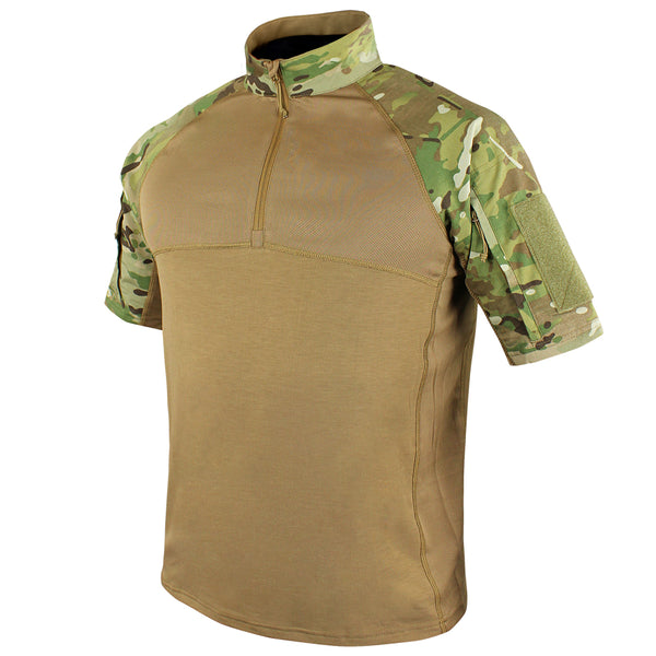 Condor Short Sleeve Combat Shirt - MultiCam
