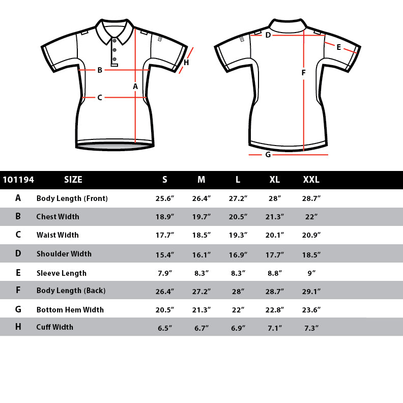 Condor Women's Performance Tactical Polo