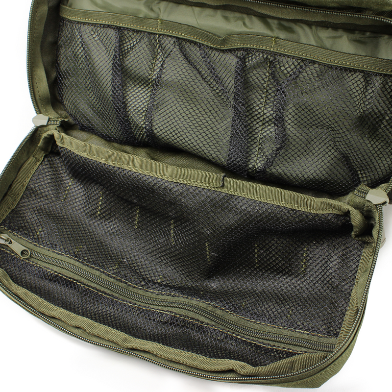 Condor 3-Day Assault Pack OD Green Compartment | Mars Gear