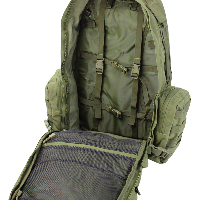 Condor 3-Day Assault Pack OD Green Inside | Mars Gear