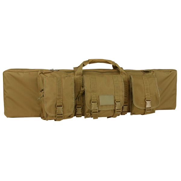 "Condor 36"" Single Rifle Case Coyote Brown 