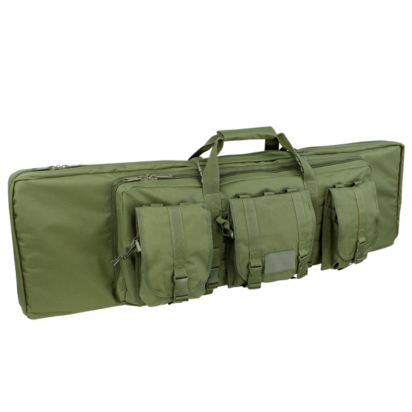 "Condor 36"" Double Rifle Case OD Green 