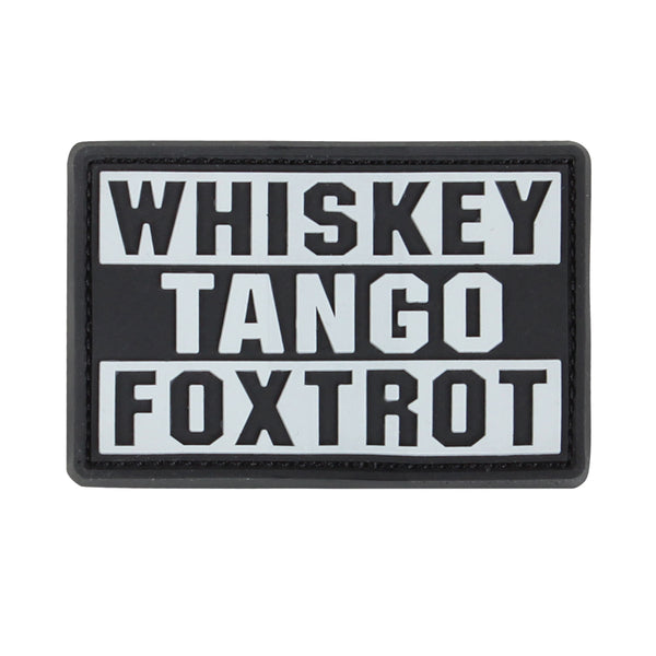 Condor Whiskey Foxtrot Tango Patch | Mars Gear