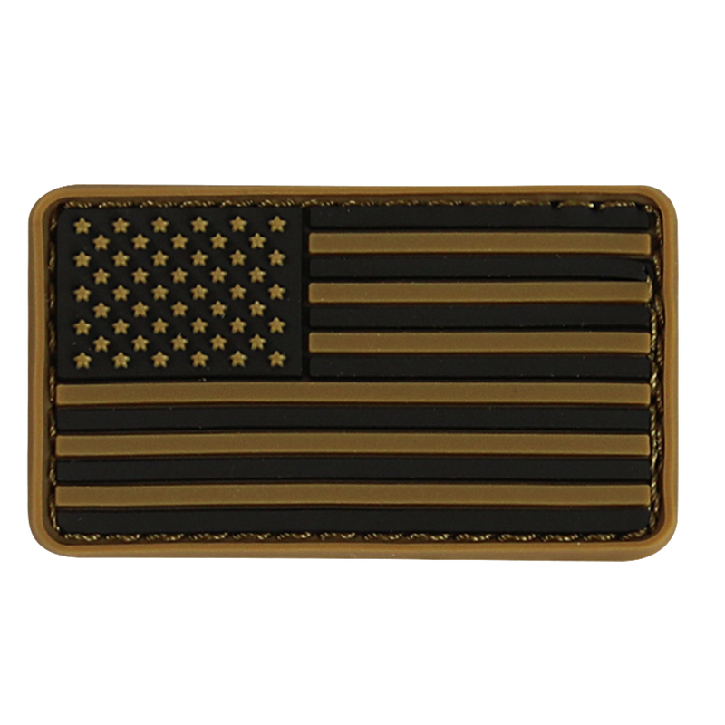 Condor Mini PVC Flag Patch