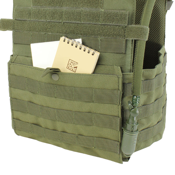 Condor Gunner Lightweight Plate Carrier - Scorpion OCP