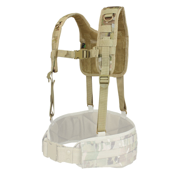 Condor H-Harness - MultiCam