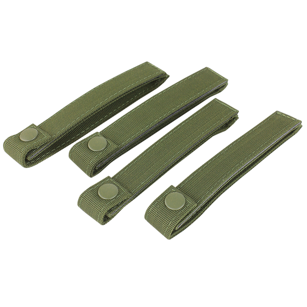 "Condor 6"" MOD MOLLE STRAP - 4/PACK 