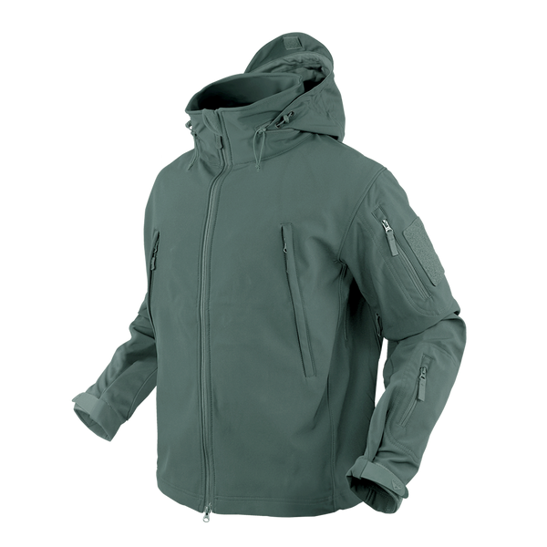 CLEARANCE: Condor Summit Soft Shell Jacket - Foliage