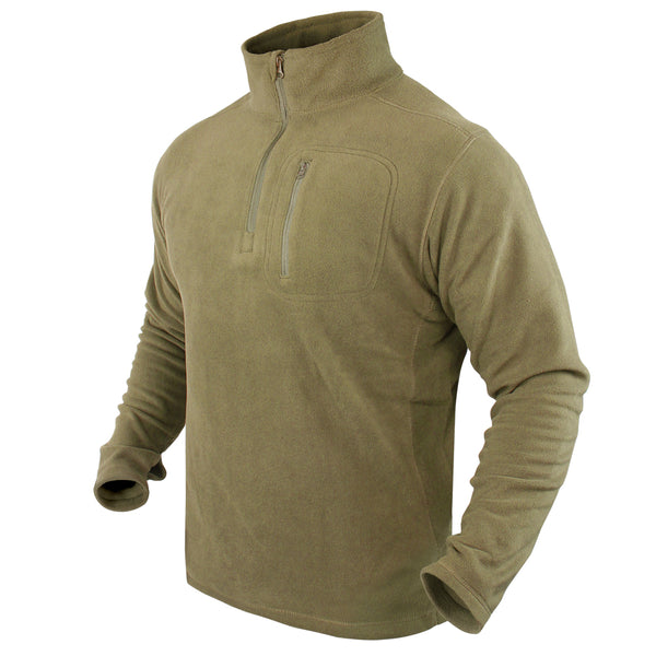 Condor Zip Fleece Pullover | Mars Gear