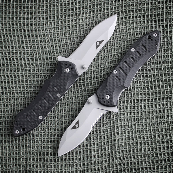 Barracuda Folding Knife - Plain Edge