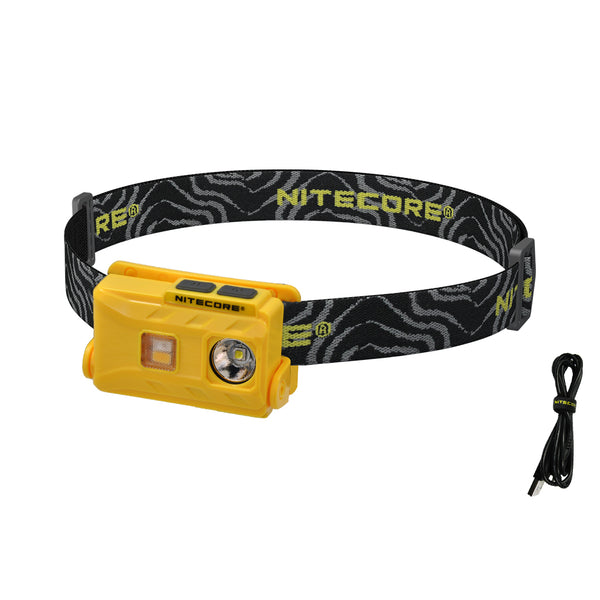 Nitecore NU25 USB LED Headlamp