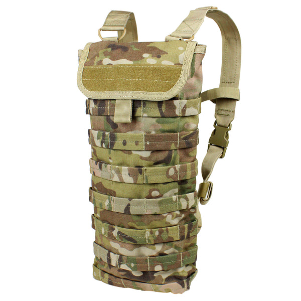 Condor Water Hydration Carrier and Tube Cover in MultiCam | Mars Gear