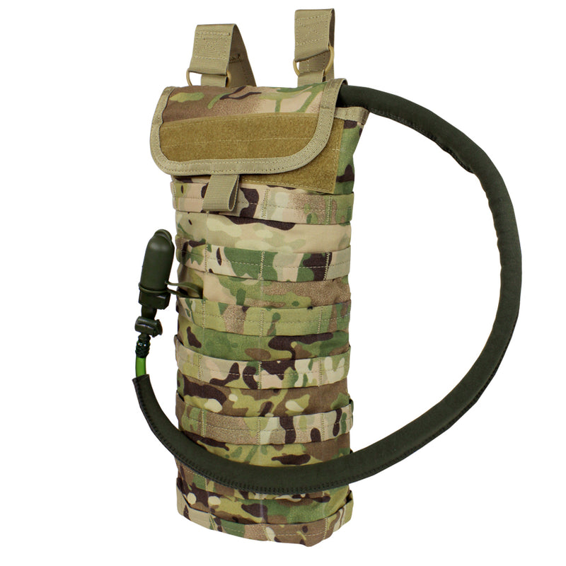 Condor Water Hydration Carrier +  Tube Cover - MultiCam