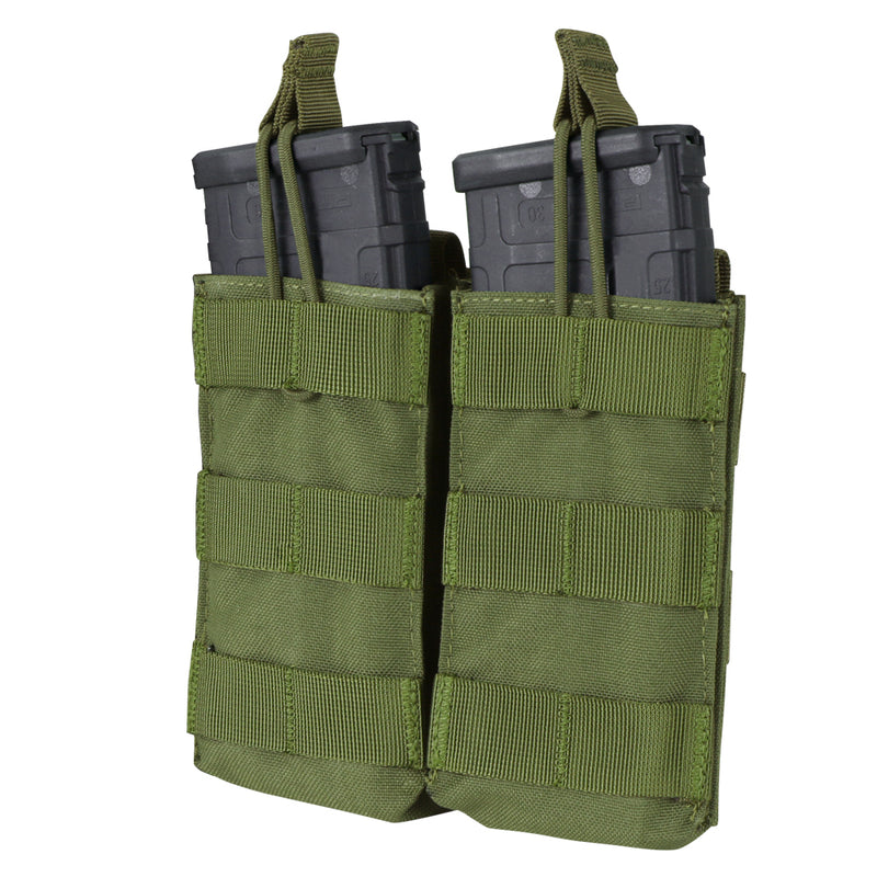 Condor Double Open-Top M4 Mag Pouch