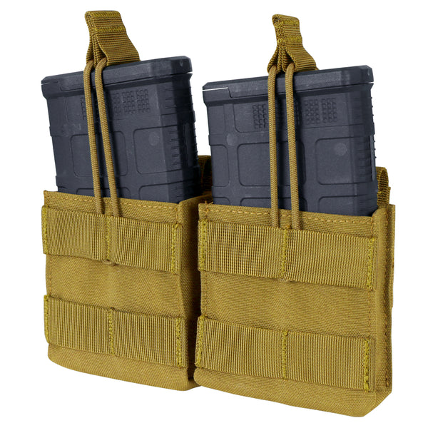 Condor Double M14 Open-Top Mag Pouch