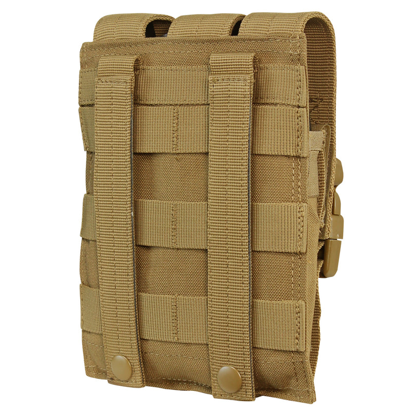 Condor Triple MP5 Mag Pouch - Multicam
