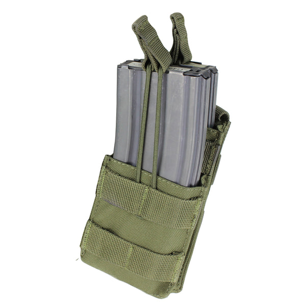 Condor Single Stacker M4 Open-Top Mag Pouch