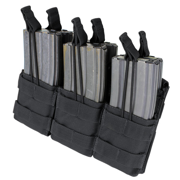 Condor Triple Stacker Open Top M4 Mag Pouch | Mars Gear