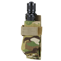 Condor Molle Flashlight Sheath - Multicam